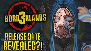 RELEASE DATE REVEALED?! | Borderlands 3 Official Reveal Trailer Discussion Analysis
