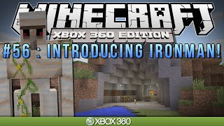 "Minecraft Xbox | ""INTRODUCING IRON MAN!"" 