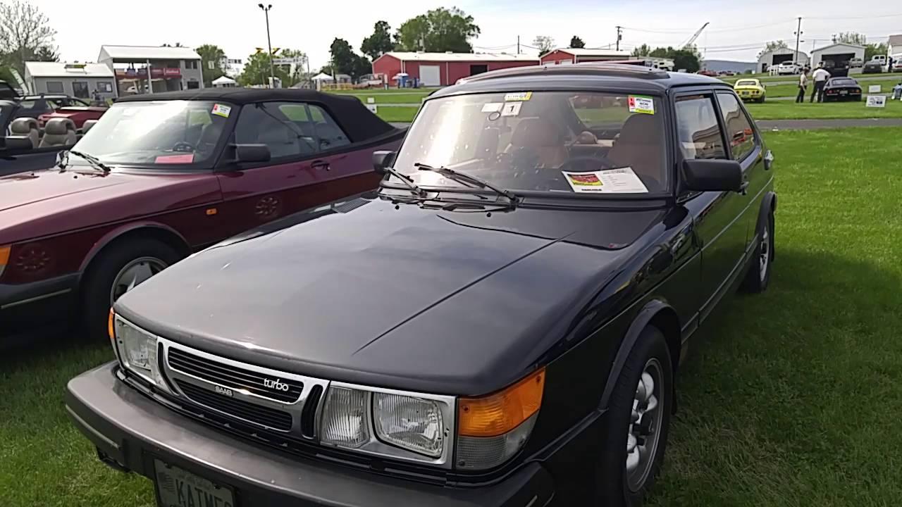 1984 Saab 900 Coupe