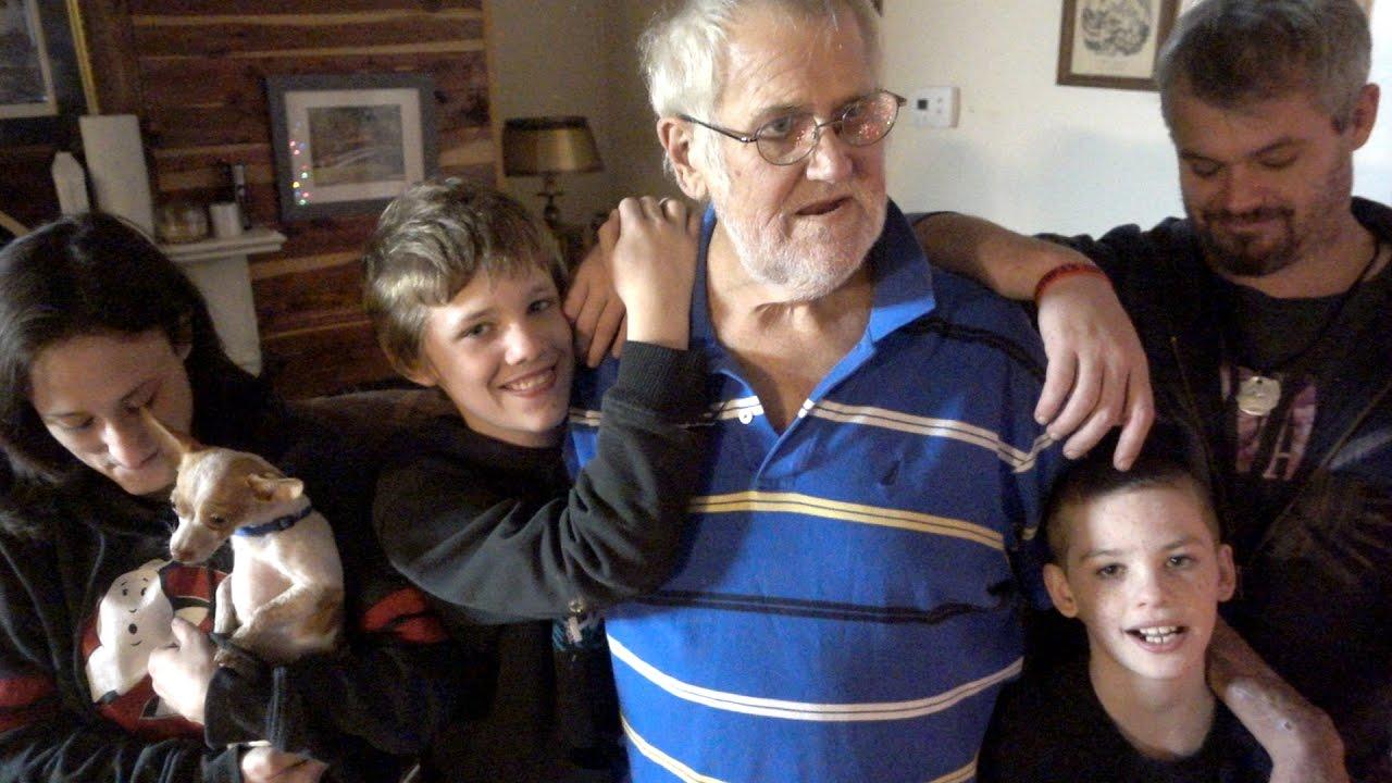 angry grandpas christmas tree - Grandpa For Christmas