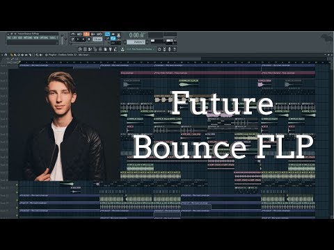 Exclusive Professional Future Bounce FLP Template (Mesto, Mike Williams Style)