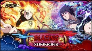 700+ PEARLS! MY LUCK IS STILL TRASH! 3rd ANNI NARUTO + SASUKE SUMMONS! | Naruto Blazing