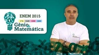 Questão 180 ENEM 2015 prova Matemática