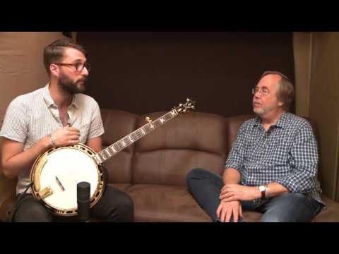 Tony Trischka Interviews Wes Corbett: Part 1