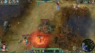 Prime World - Gameplay