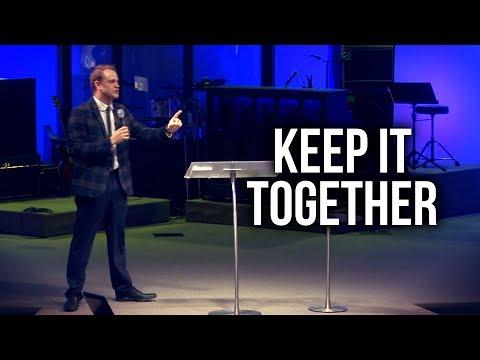 """Keep it Together"" - Paul Thornton"