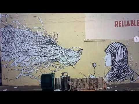 Oakland Chinatown Murals Featured In Instagram Video By Meiguoren Qu Tangrenjie