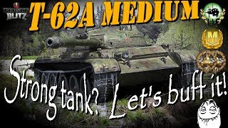 T-62A   Strong tank? Let