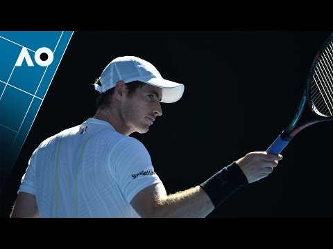 Andy Murray: Shot of the Day, presented by CPA Australia (1R) | Australian Open 2017