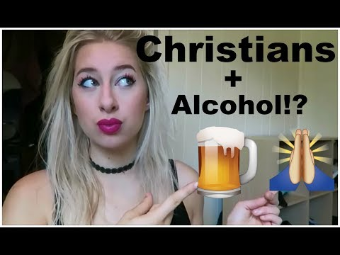 Why Christians Shouldn't Drink Alcohol