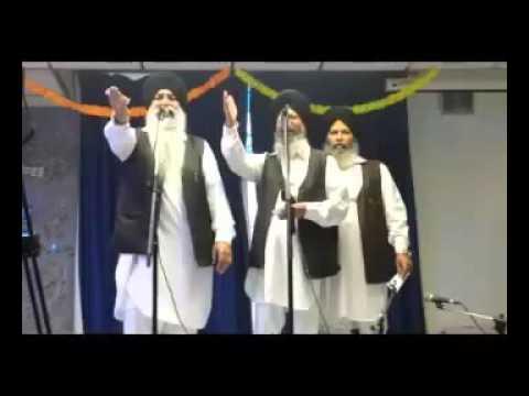 Sachian Gallan ● Punjabi ● Kavishri Jatha ● Baabu Rajab Ali ji