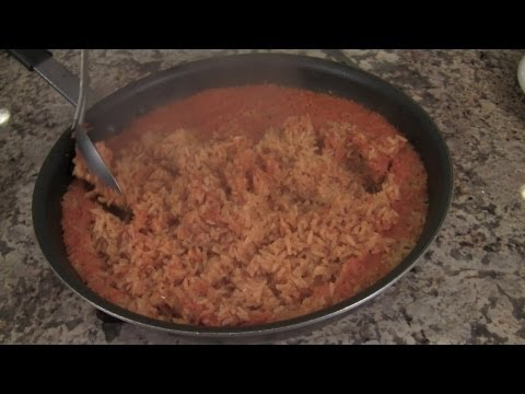 How to Make Homemade Spanish Rice