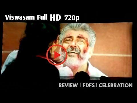 Viswasam Full Movie HD : Review   FDFS   Celebrations   Viswasam Scenes   Ajith   Viswasam Movie