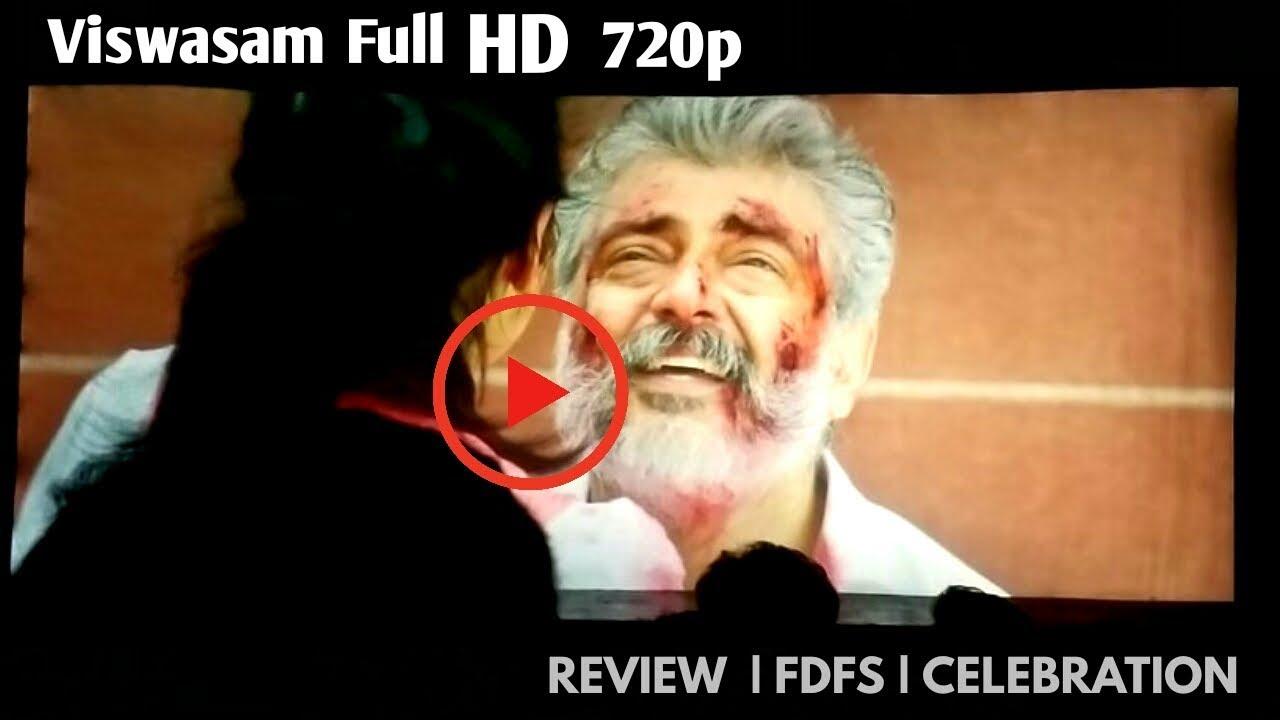Viswasam Full Movie Hd Review Fdfs Celebrations Viswasam