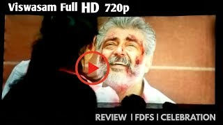 Viswasam Full Movie HD : Review | FDFS | Celebrations | Viswasam Scenes | Ajith | Viswasam Movie