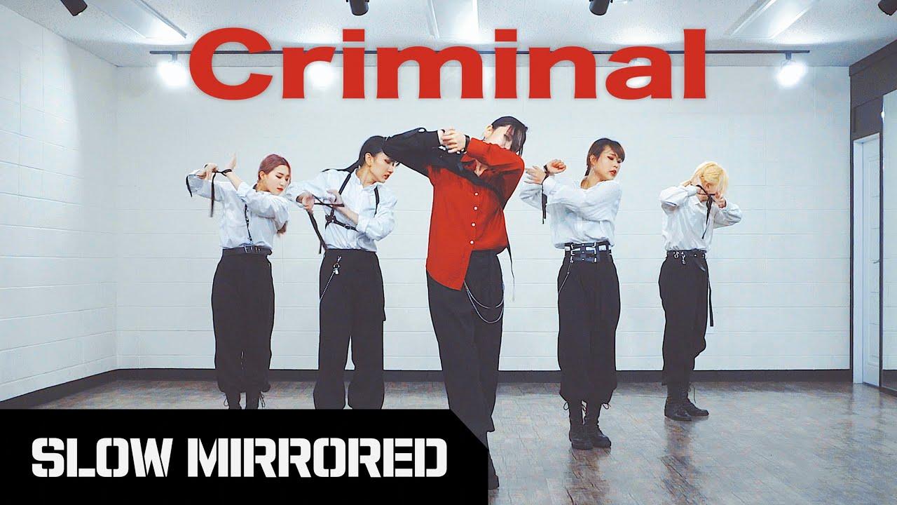 [SLOW] TAEMIN 태민 - 'Criminal (크리미널)' | 안무 배우기 느리게 거울모드 SLOW MIRRORED