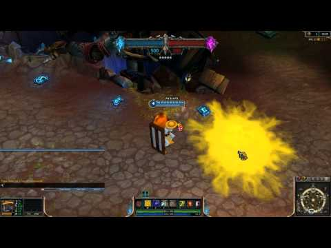 League Of Legends Custom Skin Spotlight Beekeeper Singed