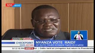 Nyanza Vote Raid? DP Ruto camps in Nyanza on development tour