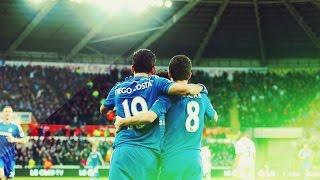Chelsea FC ● Top 10 Teamwork Goals - Season 2014/15