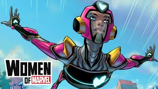 Ironheart Gets Her Own Solo Series! | Women of Marvel Shoutout