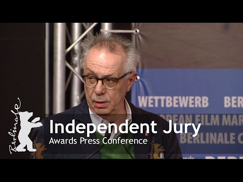 Independent Jury | Awards Press Ceremony Highlights | Berlinale 2017