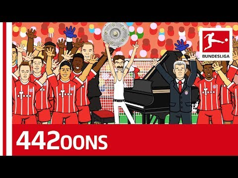 FC Bayern München Champions Song - Powered by 442oons
