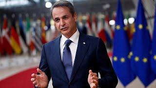 Yunanistan Başbakanı Miçotakis: Türkiye samimi mi değil mi göreceğiz