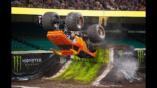 Monster Jam Highlights Cardiff 2018