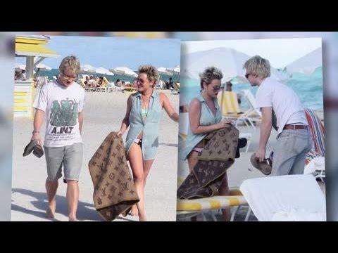 Jaime Winstone Spends a Beach Day With Former Fiancé Alfie Allen  Splash   Splash  TV