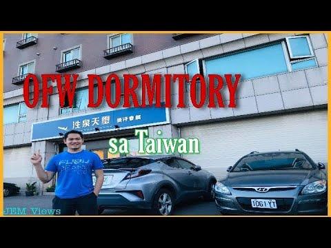 TAIWAN OFW DORMITORY- EVERGREEN SKY CATERING (EGSC)|| KOMPORTABLE BA?
