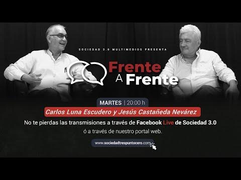 Frente a Frente - Jesús Castañeda Nevárez