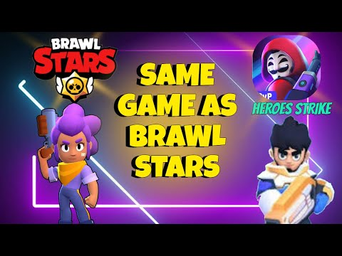 A Game which is similar to Brawl stars