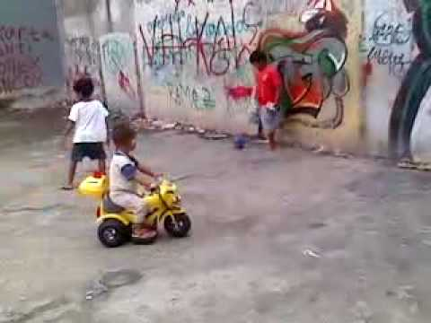 motor cycle 2 and play the football by rivaldi idris and friends.3gp