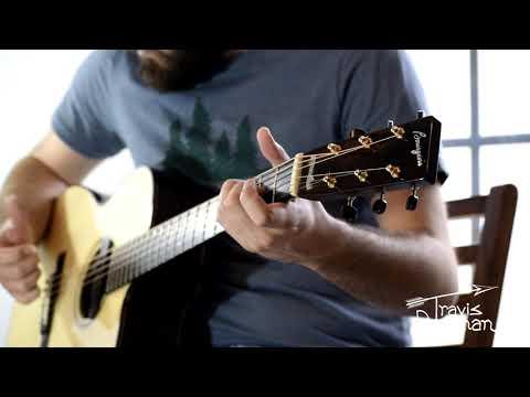 Video - fleetwood mac - dreams (solo guitar arrangement)