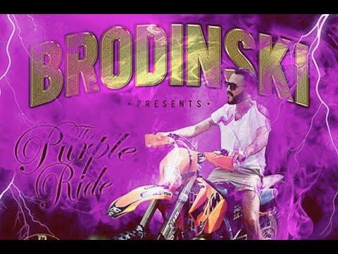 BRODINSKI  -  The Purple Ride/mixtape