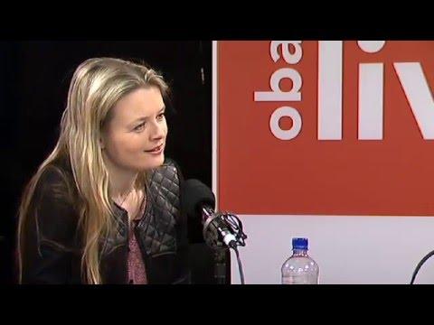 OBA Live - Henriette Smit interviewt Sander Terphuis - Radio 5 (19-3-15)