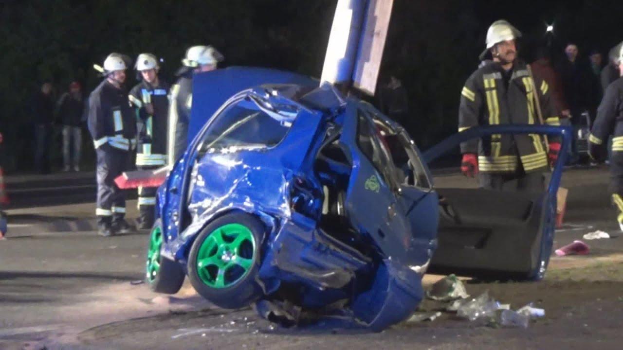 3 Schwerverletzte bei Verkehrsunfall in Meckenheim-Merl am 14.05.16 ...