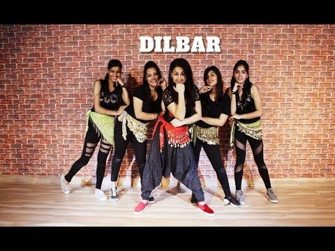 DILBAR | Satyameva Jayate | Neha Kakkar | Dance | Choreography | Ripanpreet Sidhu