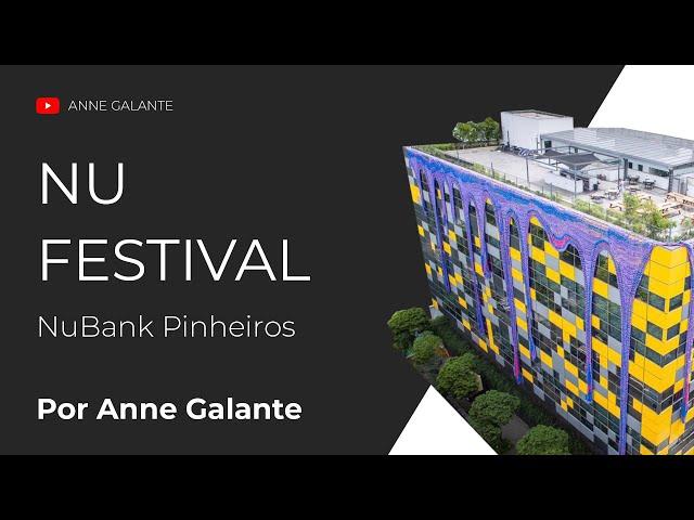 Crochê Gigante por Anne Galante - Nu Festival