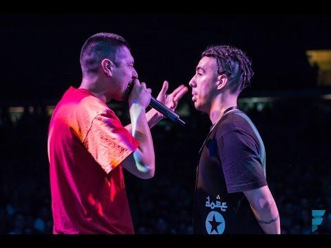 SHAIR VS STIGMA - 8VOS - BIGBANG FESTIVAL - RADIO DOBLE HH ARGENTINA