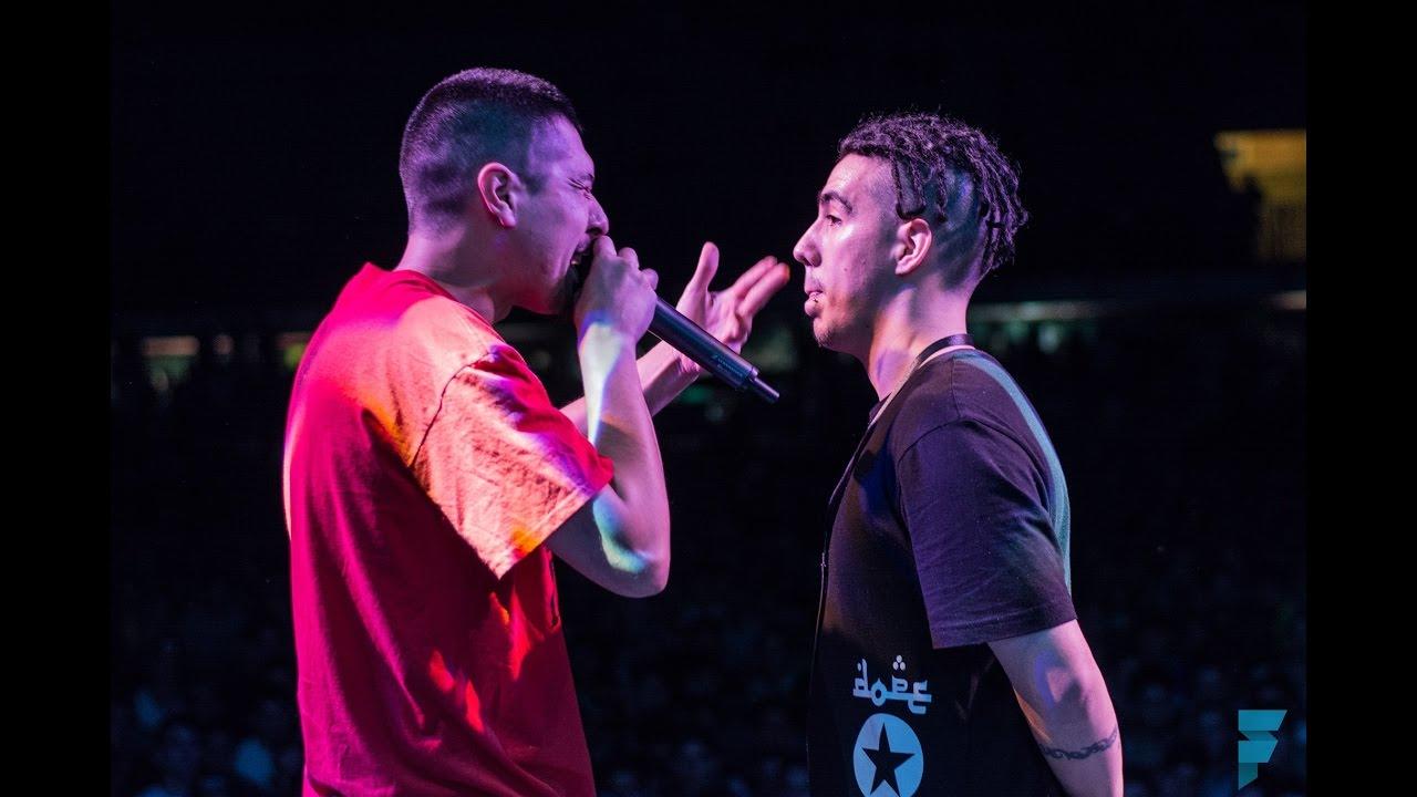 SHAIR VS STIGMA - 8VOS - BIGBANG FESTIVAL - RADIO DOBLE HH ...
