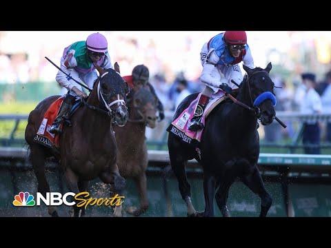 Medina Spirit takes unusual route to Kentucky Derby 147 win | NBC Sports