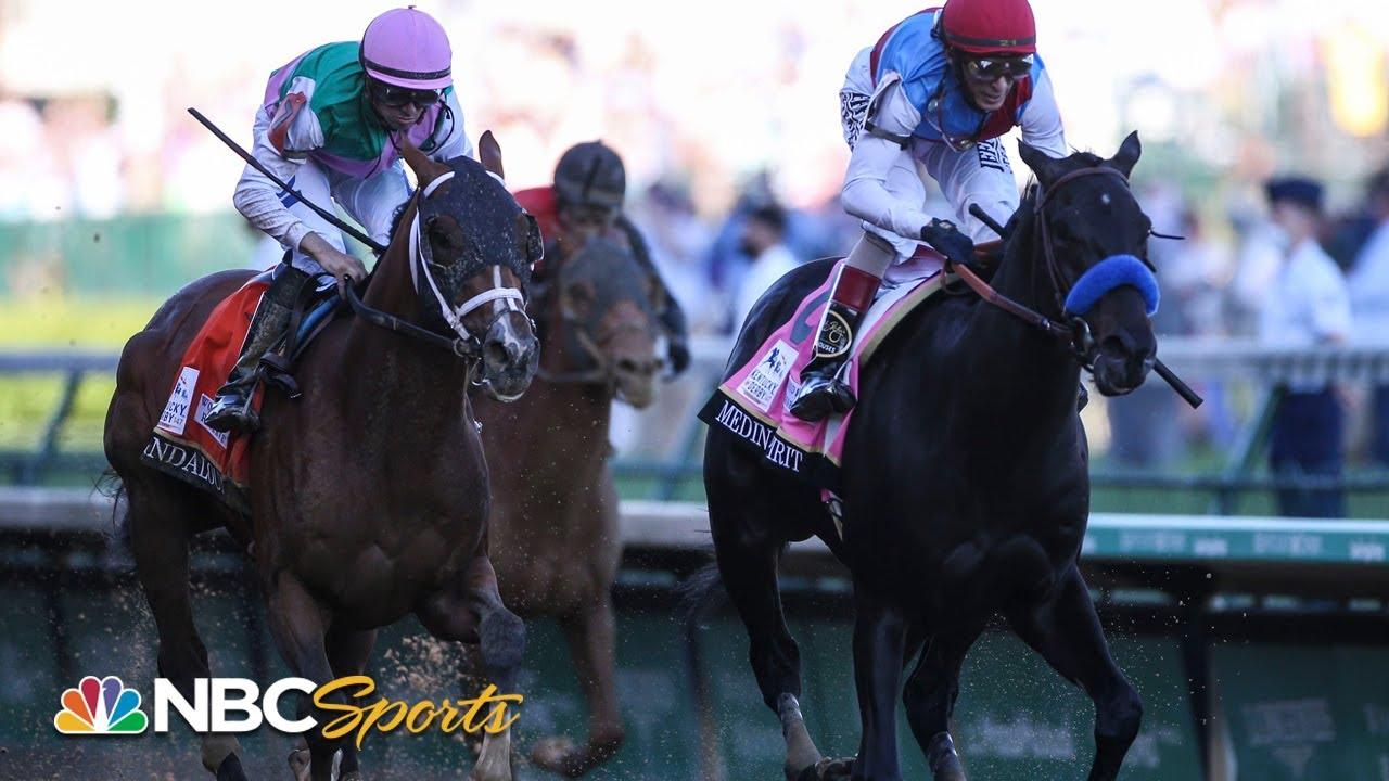 Medina Spirit wins 147th Kentucky Derby