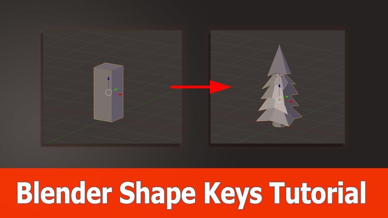 Blender shape keys for Unity & Unreal Engine   JayAnAm - Gamedev