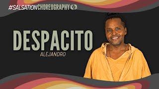 Luis Fonsi - Despacito ft. Daddy Yankee - El baile - The dance - Alejandro Angulo