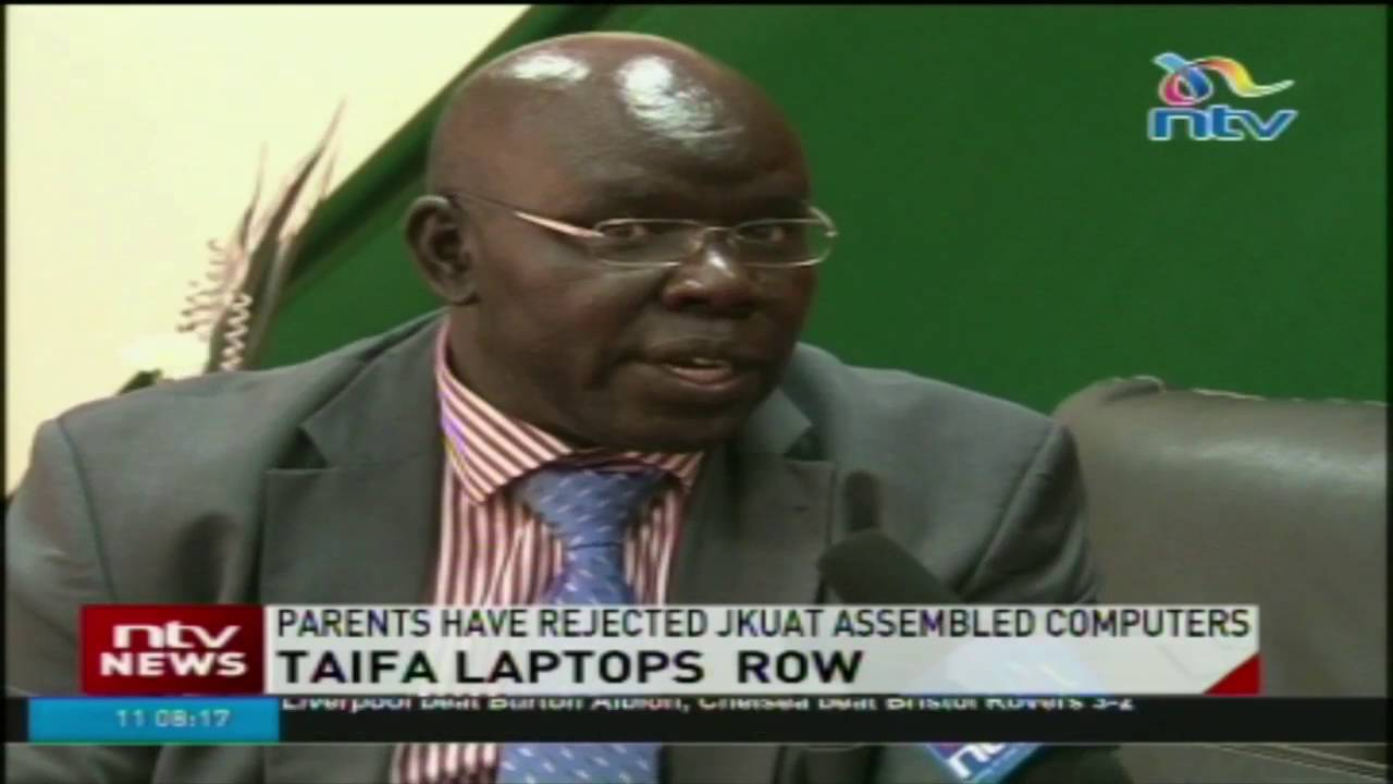 CUE supports mandatory sale of school laptops to students by JKUAT