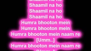 Chalao Na Naino Se - Bol Bachchan - Lyrics