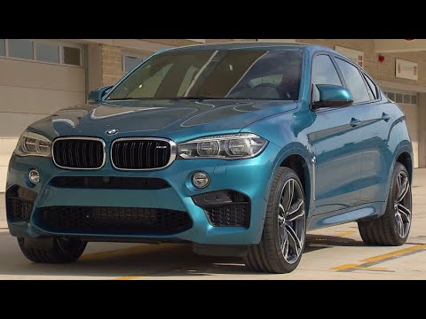 Motorweek First Look 2015 Bmw X6 M And 228i Convertible