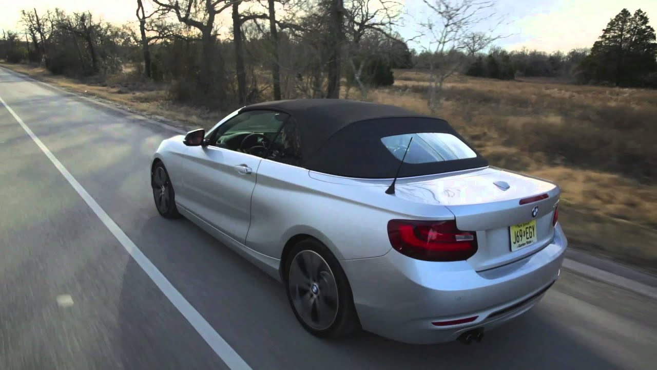 Motorweek First Look 2015 Bmw X6 M And 228i Convertible Youtube
