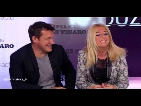 Interview Benjamin Castaldi Et Angela Lorente Pour Le Figaro.